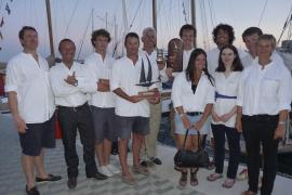 Entrega de trofeos de la XXVI regata Conde Barcelona