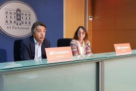 Ciudadanos avisa que impedir que se elija la lengua de primera enseñanza es ilegal