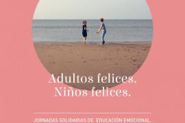 Jornadas solidarias 'Adultos felices. Niños felices' en Flassaders