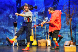 'Quina pescada!', obra familiar y participativa en el Teatre Sans
