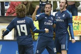 Rayo Vallecano-Real Madrid