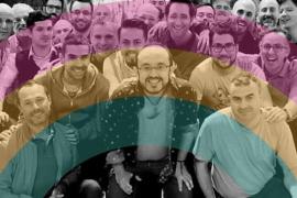 Barcelona Rainbow Singers y Die Schrillmänner, en el Mallorca LGTB Chorus Festival