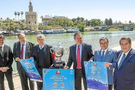 Sevilla se prepara para acoger la final de la Copa del Rey de fútbol sala