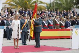 «La concesión de la bandera nacional a la Guardia Civil de Balears es una recompensa»