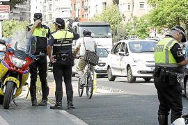 Palma es el tercer ayuntamiento de España que más multas pone