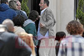 Jean Reno rueda en Mallorca
