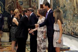 La Familia Real se despide de Mallorca