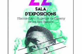 Exposición de diseños de portadas de Jazz en EASDIB