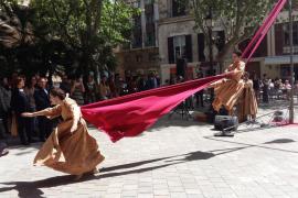 Los escenarios de Palma se llenan de danza