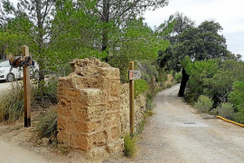 Inminente apertura del Camí d'Estellencs