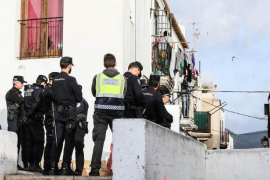 Operación Desalojo en sa Penya