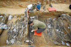 La Asociación de la Memoria Histórica cifra en 113.000 las personas enterradas en fosas