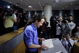 Iglesias responsabiliza a Sánchez de volver a frustrar un gobierno progresista