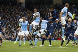 Hart frena al Real Madrid en Manchester