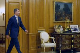 Felipe VI no propone a ningún candidato a la investidura