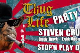 'Thug Live Party', una fiesta hip-hop en Tunnel
