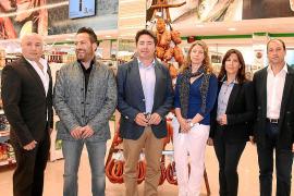 Inauguración de Hiper Centro en Palma
