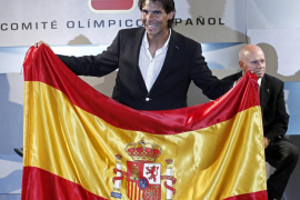 Rafael Nadal será el abanderado de España en Río 2016