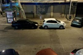 """Parkings"" privados"
