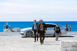 El Audi A7 Sportback, gran protagonista en la película 'Toro'