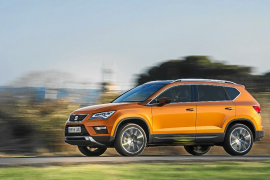 SEAT ya acepta pedidos de su nuevo modelo Ateca