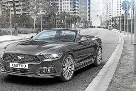 El Ford Mustang es el 'coupé' deportivo más vendido del mundo