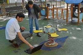 Revisan 31 parques infantiles de Manacor para certificar su seguridad
