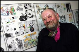Detenido un hombre que pretendía atacar al dibujante de las caricaturas de Mahoma