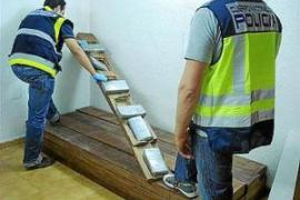 La Audiencia Nacional investiga una red que traía 'coca' a Mallorca con cárteles colombianos