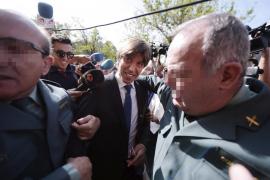 Manuel Benítez no se presenta al juicio de paternidad de Manuel Díaz