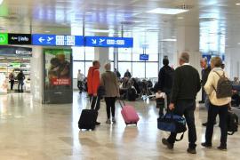 Más de medio millón de viajeros pasarán por los aeropuertos baleares hasta el martes