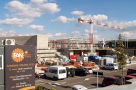 Carrefour espera abrir el FAN Mallorca Shopping el próximo septiembre