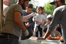 Binissalem se moviliza de nuevo por los refugiados