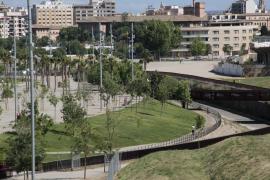 Los parques de sa Riera y de ses Estacions abrirán de 07.00 a 00.00 horas