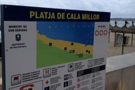 Son Servera inicia la temporada con un plan de servicios y embellecimiento de las playas