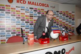 Nando Pons pide  la baja por «un dolor de espalda»