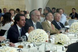 Aznar critica públicamente a Obama en el Congreso Judío Mundial