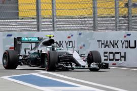 Rosberg vuelve a lograr la 'pole' tras una avería de Hamilton
