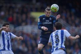 Bale mantiene al Real Madrid en la lucha por el título