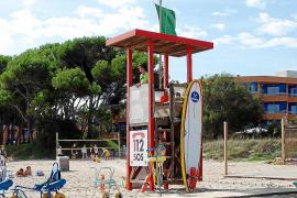 Muro pone en marcha el plan de seguridad en las playas con importantes mejoras