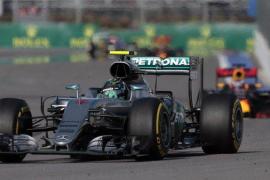 Alonso suma sus primeros puntos de la temporada y Rosberg vuelve a ganar
