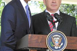 Obama, tras reunirse con Netanyahu y Abás: «Estamos haciendo progresos»