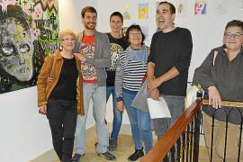 Exposición de Francesc Alegreyolé en Can Torró de Alcúdia