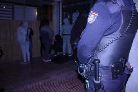 La Policía Nacional libera a una menor que estaba siendo explotada sexualmente