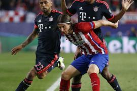 El Atlético busca completar su gesta en Munich