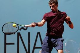 Kuznetsov será el primer rival de Nadal en Madrid