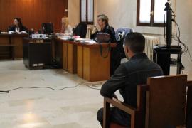 Acepta dos años y medio de cárcel por acuchillar a un joven en Llucmajor