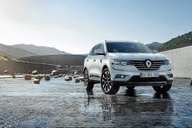 El nuevo Renault Koleos, en el Salón del Automóvil de Pekín