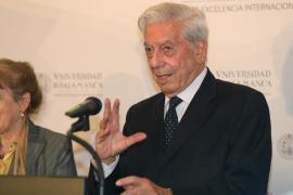 Vargas Llosa, 'trending topic' tras difundirse su falsa muerte
