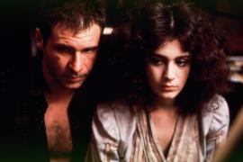 Proyección de 'Blade Runner' en el Teatre d'Artà